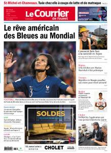 Le Courrier de l'Ouest Cholet – 28 juin 2019