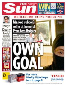 The Sun UK - 9 March 2019
