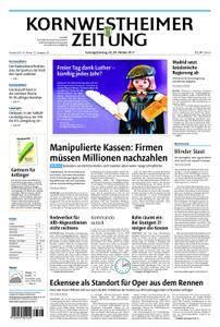Kornwestheimer Zeitung - 28. Oktober 2017