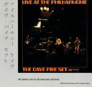 The Dave Pike Set - Live at the Philharmonie (1969) Remastered Reissue 2008