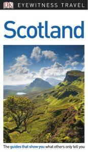 DK Eyewitness Travel Guide Scotland, 3rd Edition