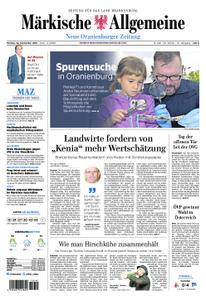 Neue Oranienburger Zeitung - 30. September 2019