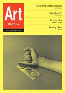 Art Monthly - April 2006   No 295