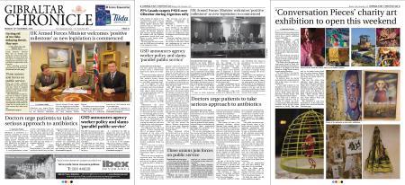 Gibraltar Chronicle – 19 November 2018