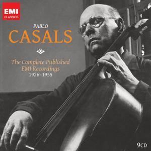 Pablo Casals - The Complete Published EMI Recordings 1926-1955 (2009)