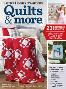 Quilts and More - November 2019