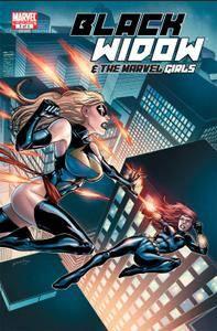 Black Widow  the Marvel Girls 03 of 04 2010 Digital