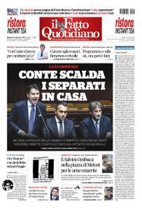 Il Fatto Quotidiano - 10 settembre 2019