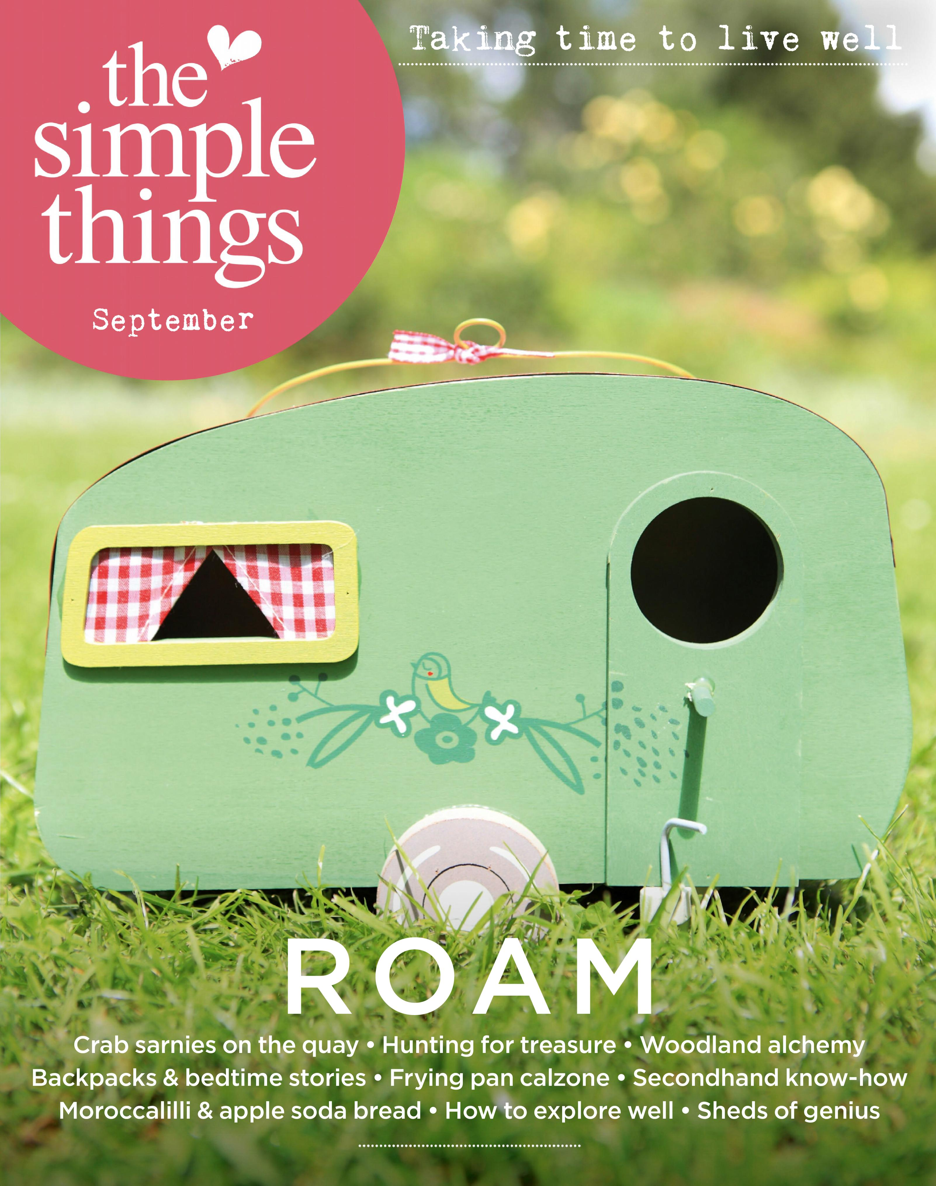 The Simple Things - September 2021
