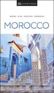 DK Eyewitness Travel Guide Morocco, 2019 Edition