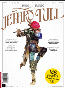 Prog Classic Rock: Jethro Tull - First Edition 2019