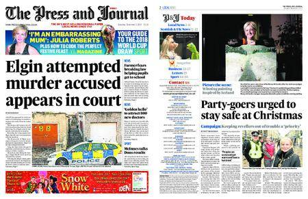 The Press and Journal Moray – December 02, 2017