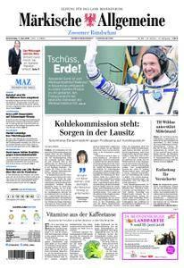 Märkische Allgemeine Zossener Rundschau - 07. Juni 2018
