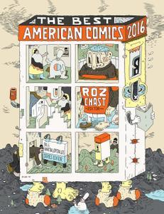 The Best American Comics 2016