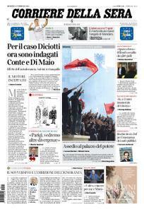 Corriere della Sera – 17 febbraio 2019