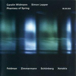 Carolin Widmann / Simon Lepper - Phantasy Of Spring (2009) {ECM 2113}
