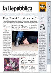 la Repubblica - 21 Dicembre 2017