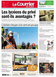 Le Courrier de l'Ouest Cholet – 26 janvier 2021