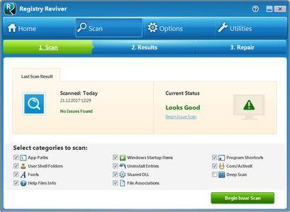 ReviverSoft Registry Reviver 4.21.1.2 Multilingual