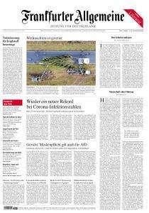 Frankfurter Allgemeine Zeitung - 21 November 2020