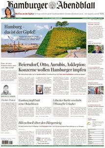 Hamburger Abendblatt – 22. April 2021