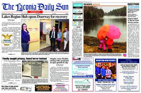 The Laconia Daily Sun – April 03, 2019