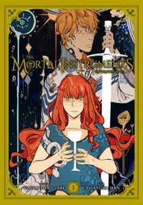 Yen Press-The Mortal Instruments The Graphic Novel Vol 01 2021 Hybrid Comic eBook