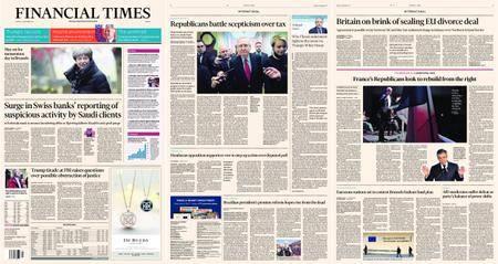 Financial Times Europe – 04 December 2017