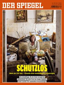 Der Spiegel - 24 Juli 2021