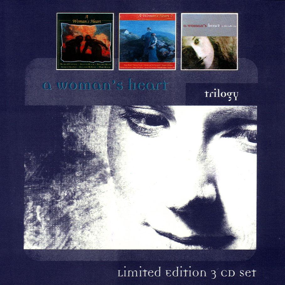 VA - A Woman's Heart: Trilogy (2004) 3CD Box Set [Re-Up]