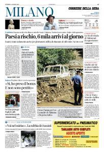 Corriere della Sera Milano – 14 agosto 2020