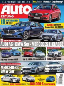 Auto Zeitung – 29. September 2021