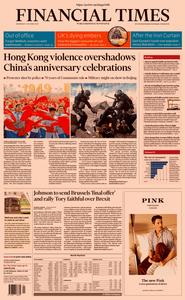 Financial Times UK – 02 October 2019