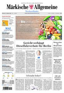 Märkische Allgemeine Westhavelländer - 10. Oktober 2018