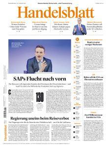 Handelsblatt - 28 Januar 2021