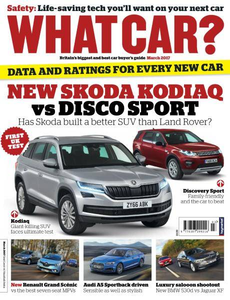 What Car? UK - March 2017