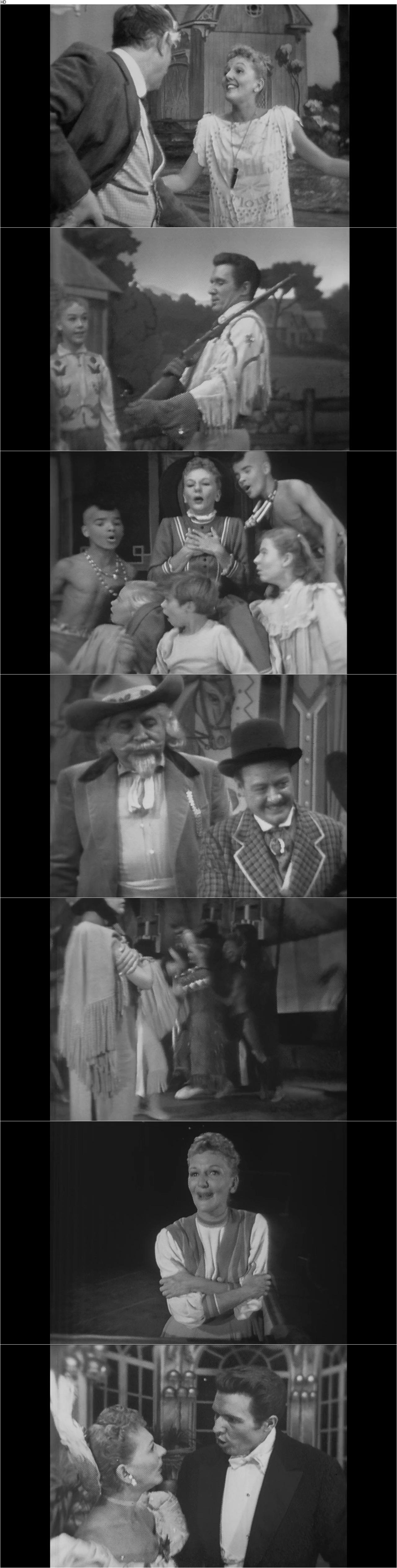 Annie Get Your Gun (1957) + Extra