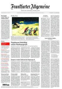 Frankfurter Allgemeine Zeitung F.A.Z. - 23. Dezember 2017