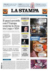 La Stampa Imperia e Sanremo - 15 Dicembre 2018