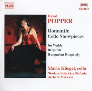Maria Kliegel - Popper: Romantic Cello Showpieces (2001)