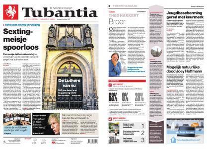 Tubantia - Enschede – 31 oktober 2017