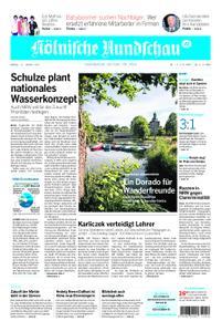 Kölnische Rundschau Wipperfürth/Lindlar – 17. August 2020