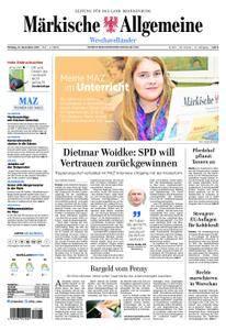 Märkische Allgemeine Westhavelländer - 13. November 2017
