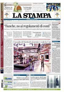 La Stampa Imperia e Sanremo - 13 Novembre 2017