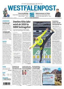 Westfalenpost Wetter - 09. Januar 2019