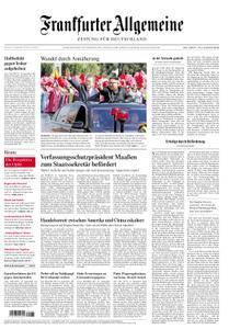 Frankfurter Allgemeine Zeitung F.A.Z. - 19. September 2018