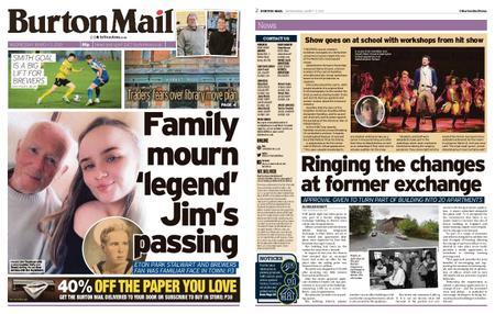 Burton Mail – March 03, 2021