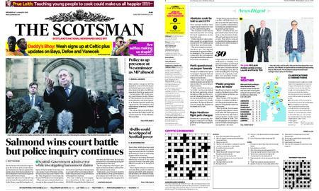 The Scotsman – January 09, 2019