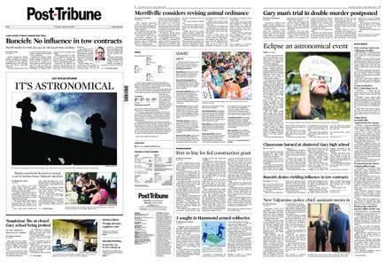 Post-Tribune – August 22, 2017