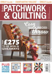Patchwork & Quilting UK - March 2019